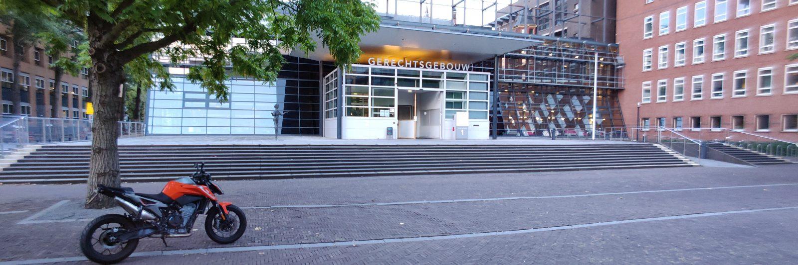 KTM voor Rechtbank Utrecht